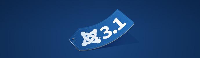 Uscita la versione stabile di Joomla 3.1